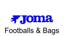 Joma Footballs & Bags