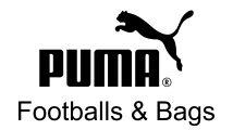 Puma Footballs & Bags
